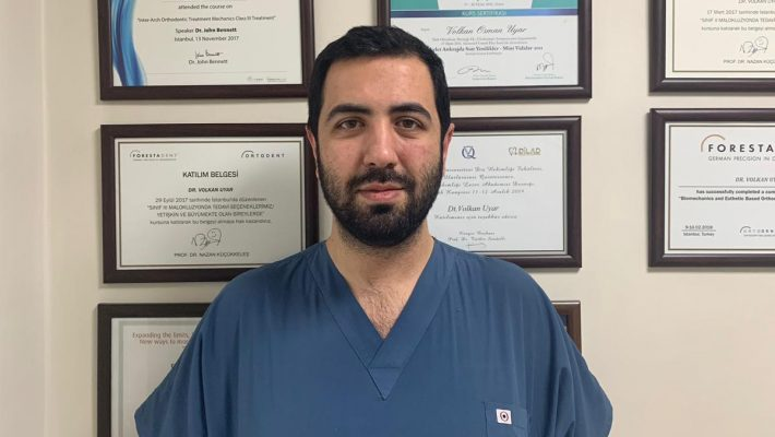 Kanal Tedavisi Uzmanı Dr. Ege Türkyılmaz
