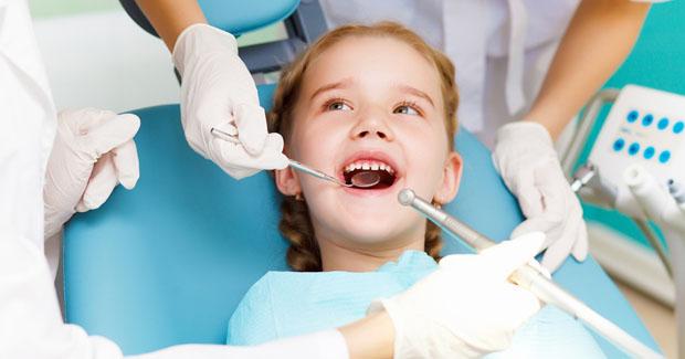 Çocuk Diş Tedavisi