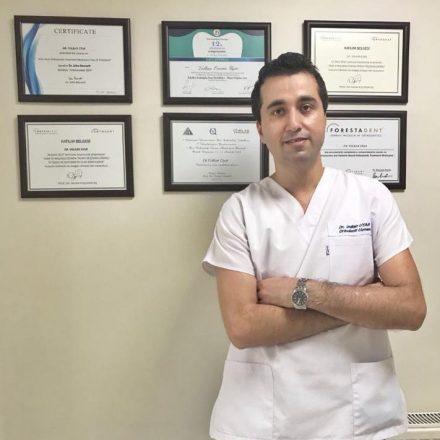 Ortodonti Uzmanı Dr. Volkan Uyar