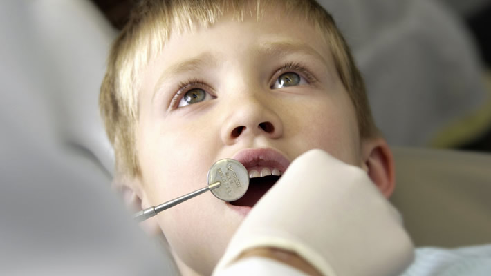 Çocuklarda Görülen Diş Problemleri
